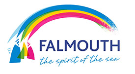 Falmouth Rainbow Spirit of The Sea logo 150